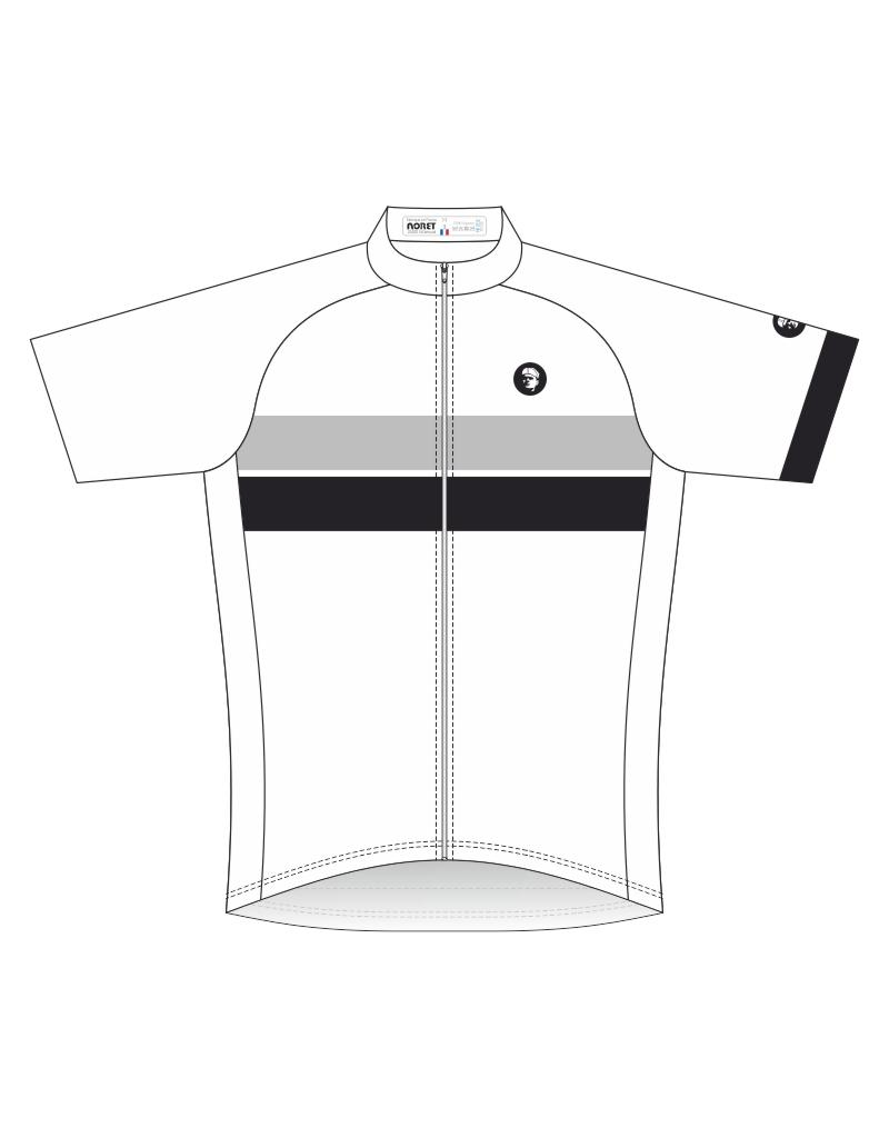 Maillot cycliste manches courtes Rod
