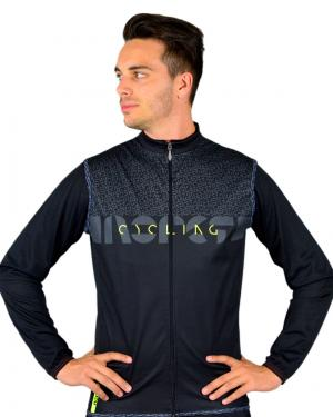 Chasuble cycliste windstopper