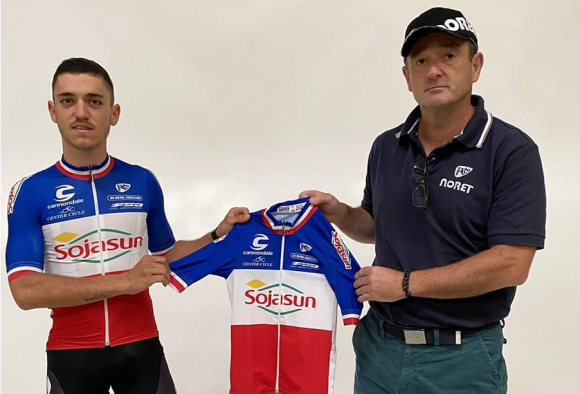 Jason Tesson, Sojasun Espoir, Champion de France 2020
