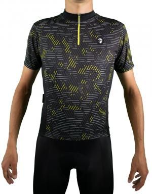 Maillot cycliste manches courtes Gwez