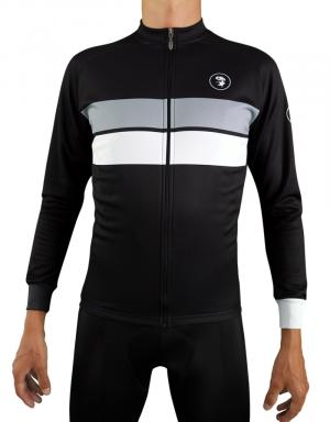Maillot cycliste manches longues Rod