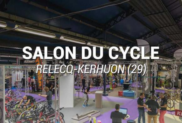 Salon du Cycle 2019 au  Relecq Kerhuon